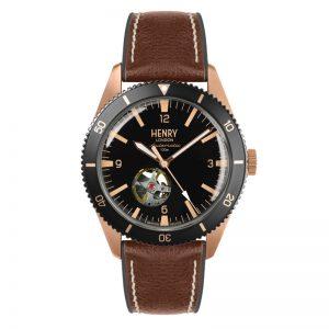 Đồng hồ nam Henry London HL42-AS-0330 AUTOMATIC SPORT
