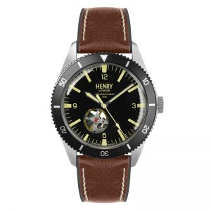 Đồng hồ nam Henry London HL42-AS-0331 AUTOMATIC SPORT