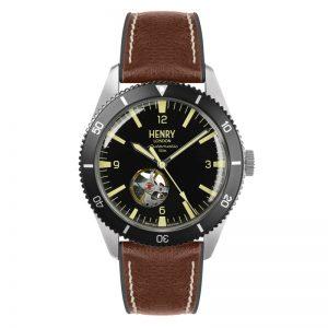 Đồng hồ nam Henry London HL42-AS-0331 AUTOMATIC SPORT