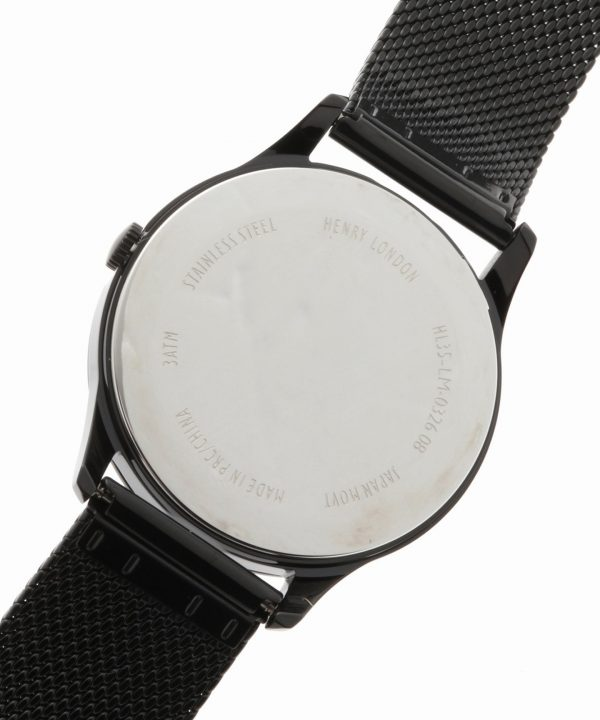 Đồng hồ nữ Henry London HL35-LM-0326 MOON PHASE