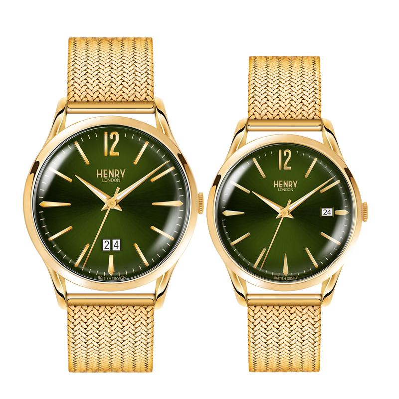Đồng hồ đôi HL41-JM-0146 - HL39-M-0102 CHISWICK