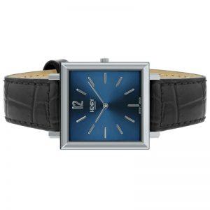 Đồng hồ nam Henry London HL34-QS-0267 HERITAGE SQUARE