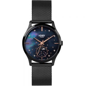 Đồng hồ nữ Henry London HL35-LM-0326 MOON PHASE