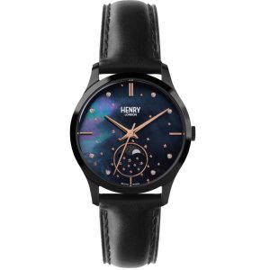 Đồng hồ nữ Henry London HL35-LS-0324 MOON PHASE
