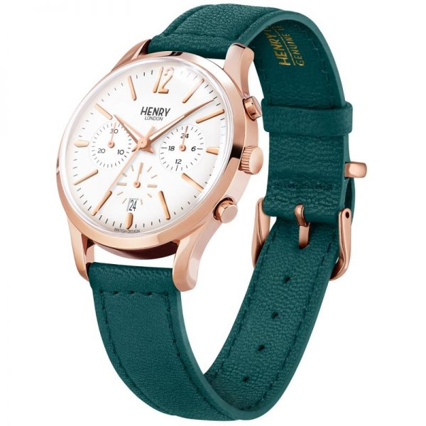 Đồng hồ Henry London HL39-CS-0144 STRATFORD