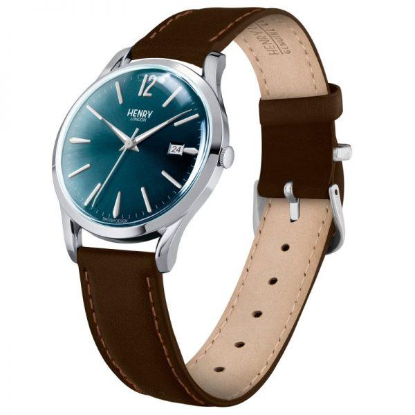 Đồng hồ nam Henry London HL39-S-0103 KNIGHTSBRIDGE