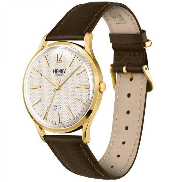 Đồng hồ nam Henry London HL41-JS-0016 WESTMINSTER