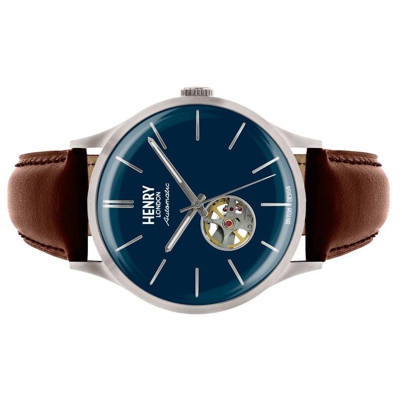 Đồng hồ nam Henry London HL42-AS-0277 HERITAGE AUTOMATIC