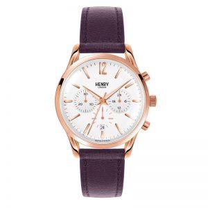 Đồng hồ Henry London HL39-CS-0090 HAMPSTEAD